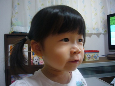 優花髪の毛2