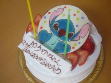 優花誕生日