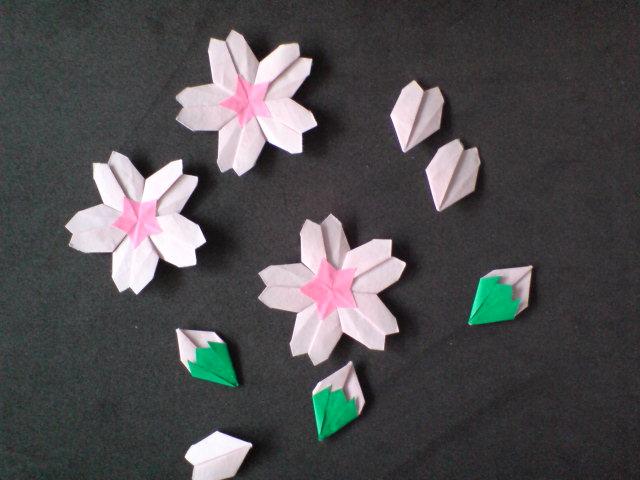クリスマス 折り紙 折り紙で作る花 : qsdiaryinmichigan.blog113.fc2.com