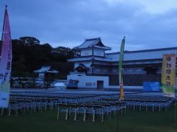 金沢城歌舞伎会場