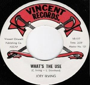 Joey Irving