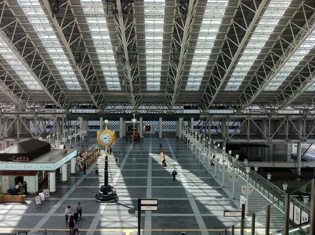 大阪ステーションシティ 時の広場