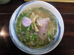 麺家 静【参八】 ~清湯スープの「中華しお」~-4