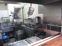 「麺家 静」サードブランドの店「麺家 青空」が明朝8時オープン♪-7