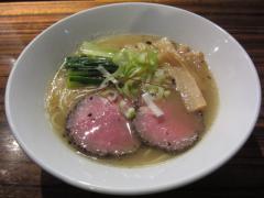 麺や 而今【弐拾】 ~にぼ而郎「バランスの白」~-4