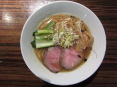 麺や 而今【弐壱】 ~にぼ而郎「攻撃の黒」~-3