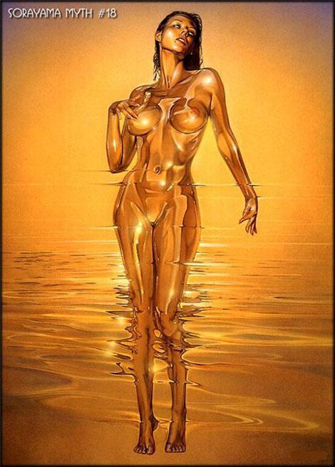 Digital Erotic Art Part2