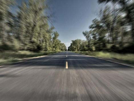 すごい速度を体感できる1枚の写真