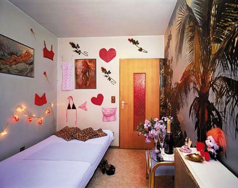 ドイツの売春宿の写真いろいろ