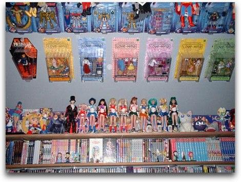 gomanga.com #187; news #187; Adam_s Room_ Touring the Otaku_s Den-1