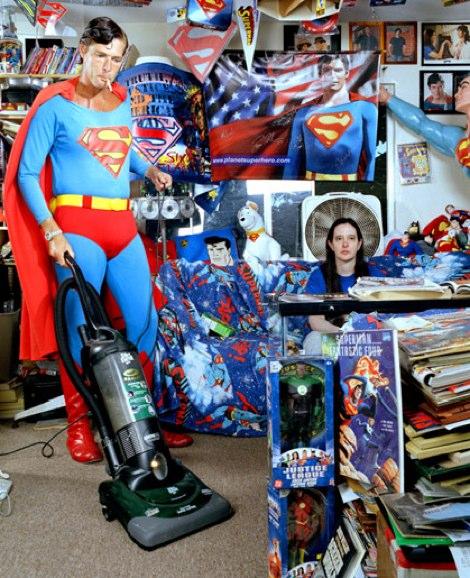 スーパーヒーローたちの日常