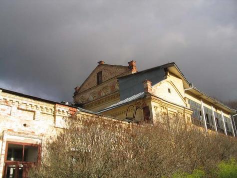 ロシアの廃墟写真を集めたサイト