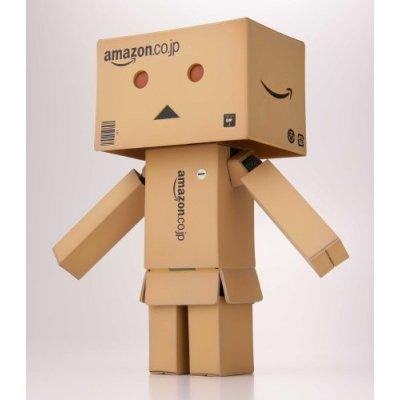 Amazon Box ロボットフィギュアって・・・