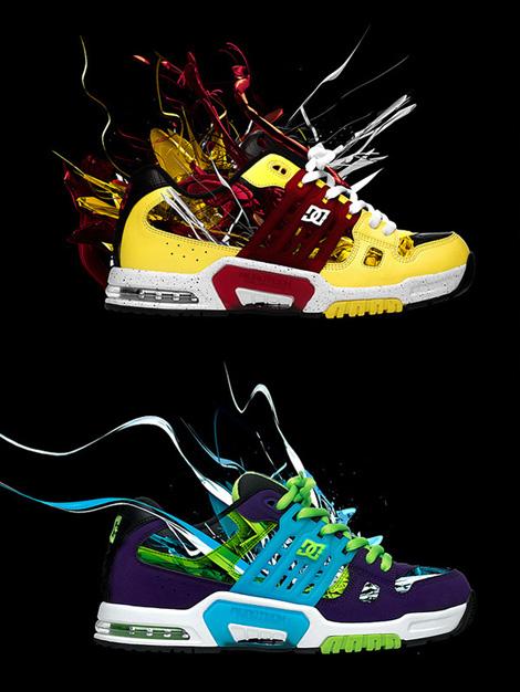 DC Shoes Graphic Art
