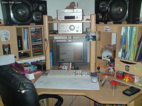 Geekな人のPC環境の写真いろいろ