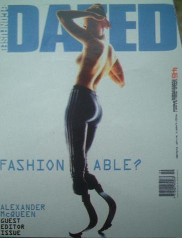 義足のスーパーモデル・アスリート「エイミー・ムラン」の写真いろいろ