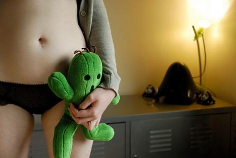 サボテンダー with Panties
