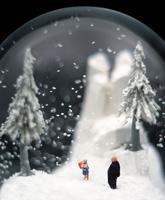 クリスマスにぴったりなWater Ballの写真いろいろ