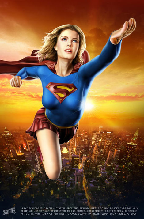 Super Girl Part4