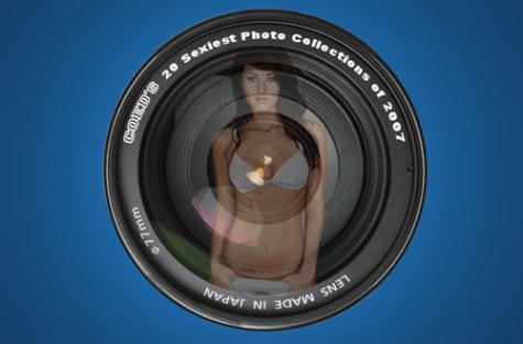 最もSexyな写真コレクション of 2007