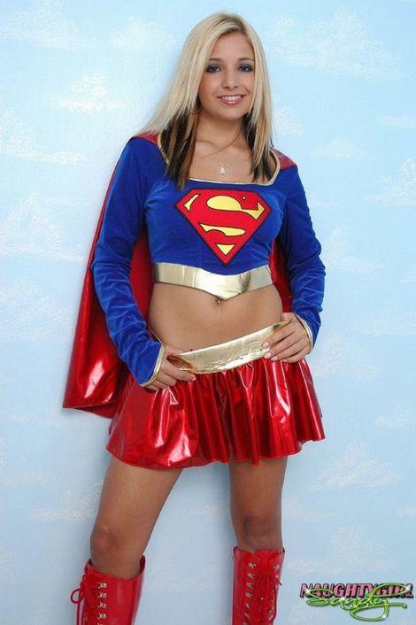 Sexyなスーパーガール ver2.0