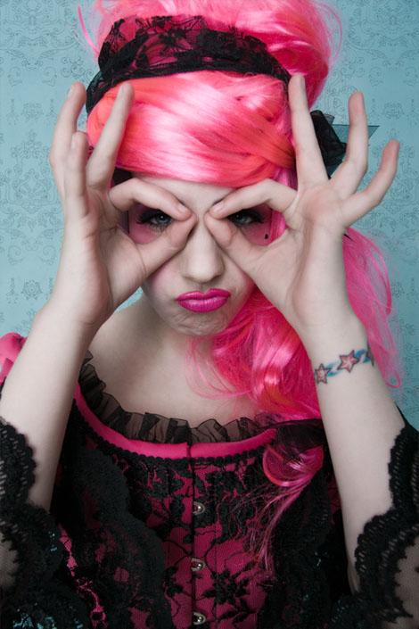 Jen in pink - Jenn Ryan