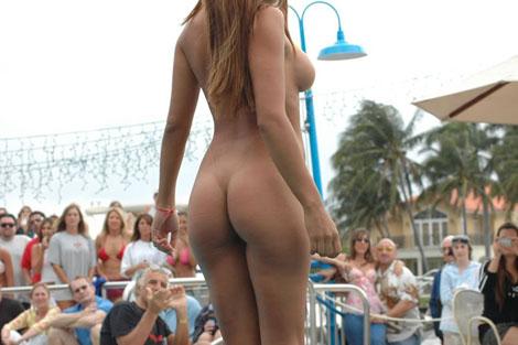 ほぼ全裸な水着 - Micro Bikini
