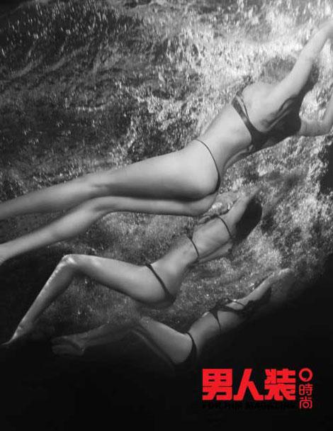 Sexyな女性オリンピック by 男人装