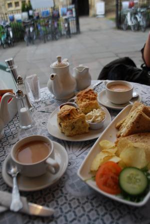 anties tea room