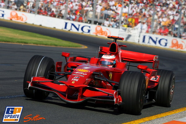 F2008 オーストラリア