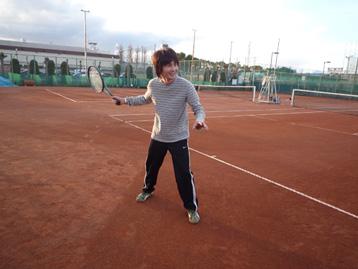 テニス-Y