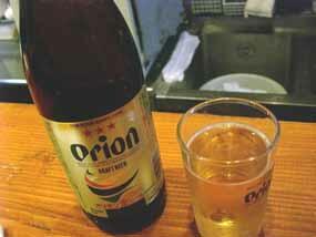 味縁オリオンビール