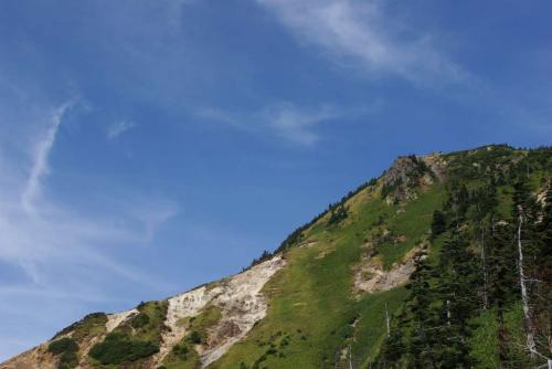 志賀高原 山と空2008秋