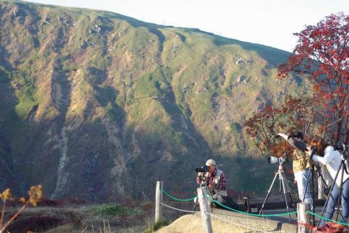 草津朝山撮影隊2008秋