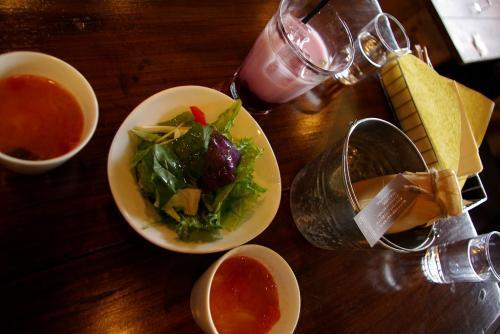 5蔵 サラダ スープ ドリンク