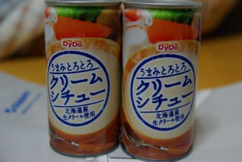 クリームシチュー缶 ダイドー