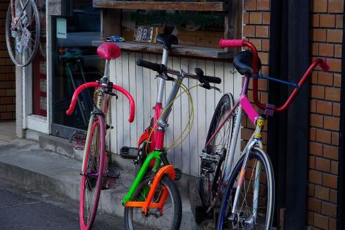 自転車 リサイクルショップ