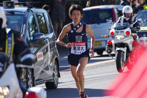 5駅伝走者2009