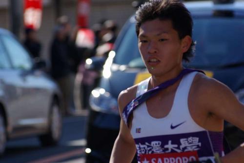 9駅伝走者2009