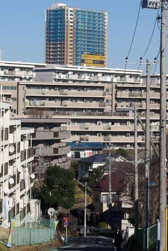 東戸塚 街景色 2009