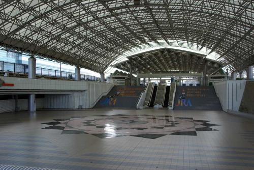 中山競馬場 入口