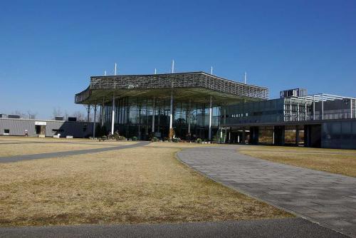 千葉ニュータウン 北総花の丘公園 管理事務所