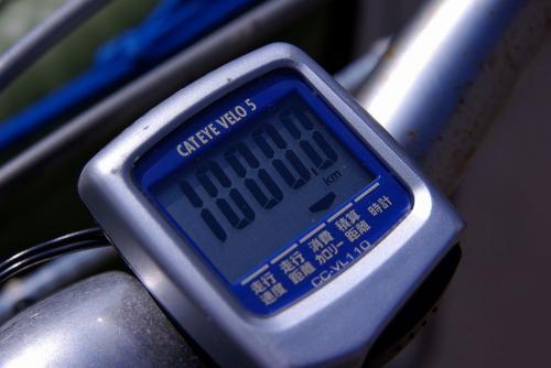 1000Km 突破記念 2009.2.7