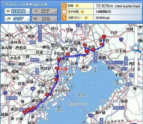 千葉 東戸塚 自転車 地図 計画 2009