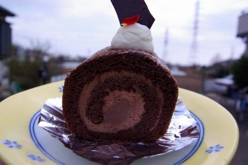 バレンタイン チョコロール オランダ屋 2009.2.15