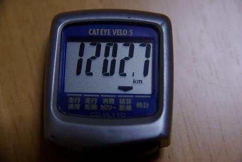 総合積算距離12027