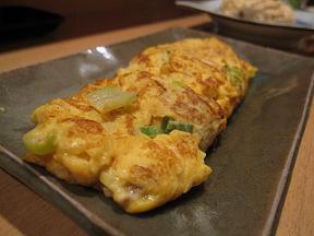 ねぎ入り卵焼き(≧▽≦)♪