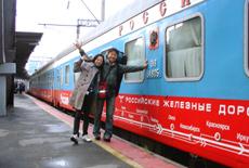 080526シベリア鉄道ウラジオストック