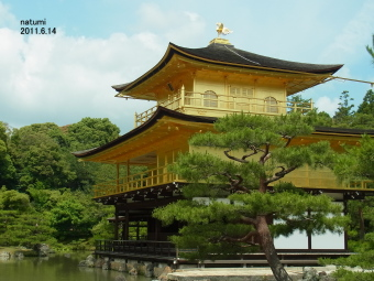 京都金閣寺2011_01