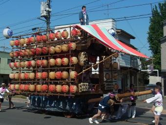 幸手の夏祭り「八坂祭り」2011_001